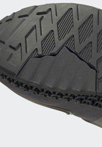 adidas Originals - ZX 4D - Sneakers basse - grey four core black solar orange - 8