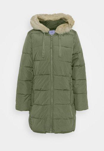 PUFFER - Winter coat - greenway
