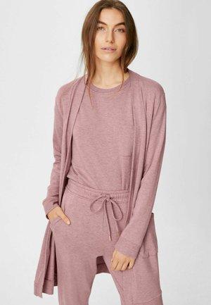 Vest - rosa-melange