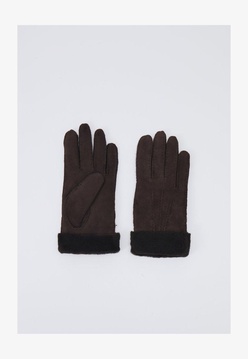 Otto Kessler - Gloves - dark brown