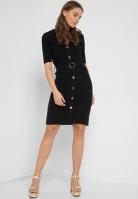 ORSAY - Jumper dress - schwarz - 1
