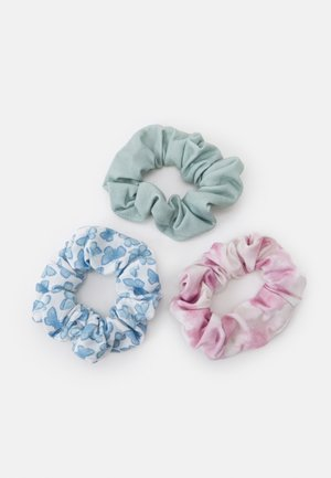 SCRUNCHIE 3 PACK - Hair styling accessory - multi-coloured