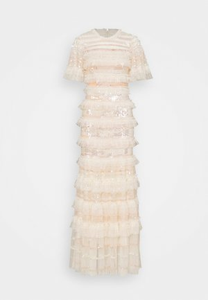 ARIANA SEQUIN GOWN - Occasion wear - champagne/sunset