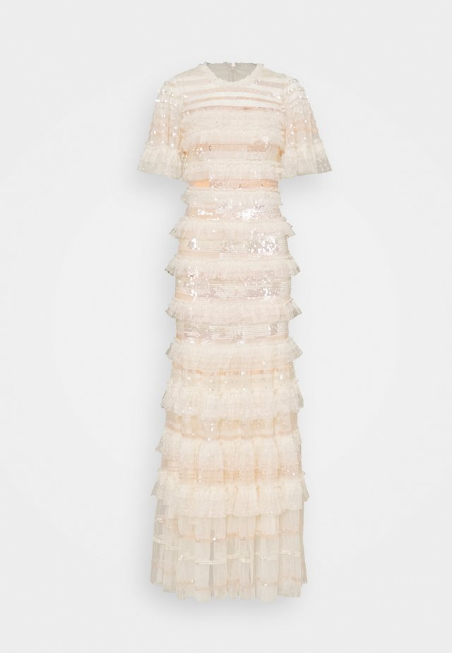 ARIANA SEQUIN GOWN - Robe de cocktail - champagne/sunset