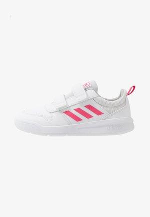 TENSAUR UNISEX - Laufschuh Neutral - footwear white/real pink