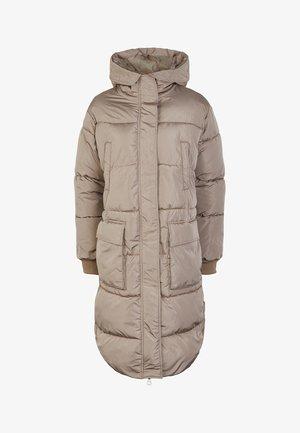 PCSEVIGNE - Winter coat - taupe gray