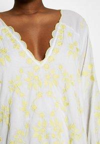 By Malina - DELIA KAFTAN - Day dress - lemon - 5