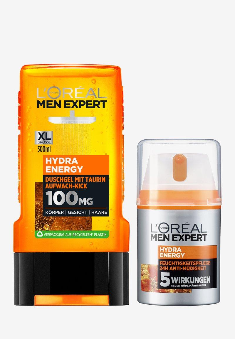 L'Oréal Men Expert - HYDRA ENERGY BAG - Bath and body set - -