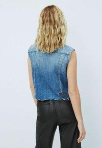 Pepe Jeans - Waistcoat - denim - 2