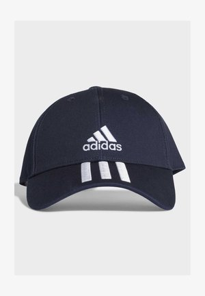 3STRIPES BASEBALL COTTON TWILL SPORT - Cap - blue