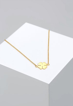 KLEEBLATT - Necklace - gold-coloured