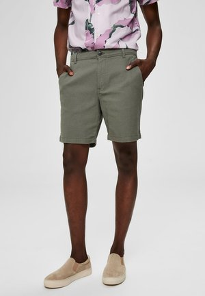 SLHSTORM FLEX  - Shorts - agave green