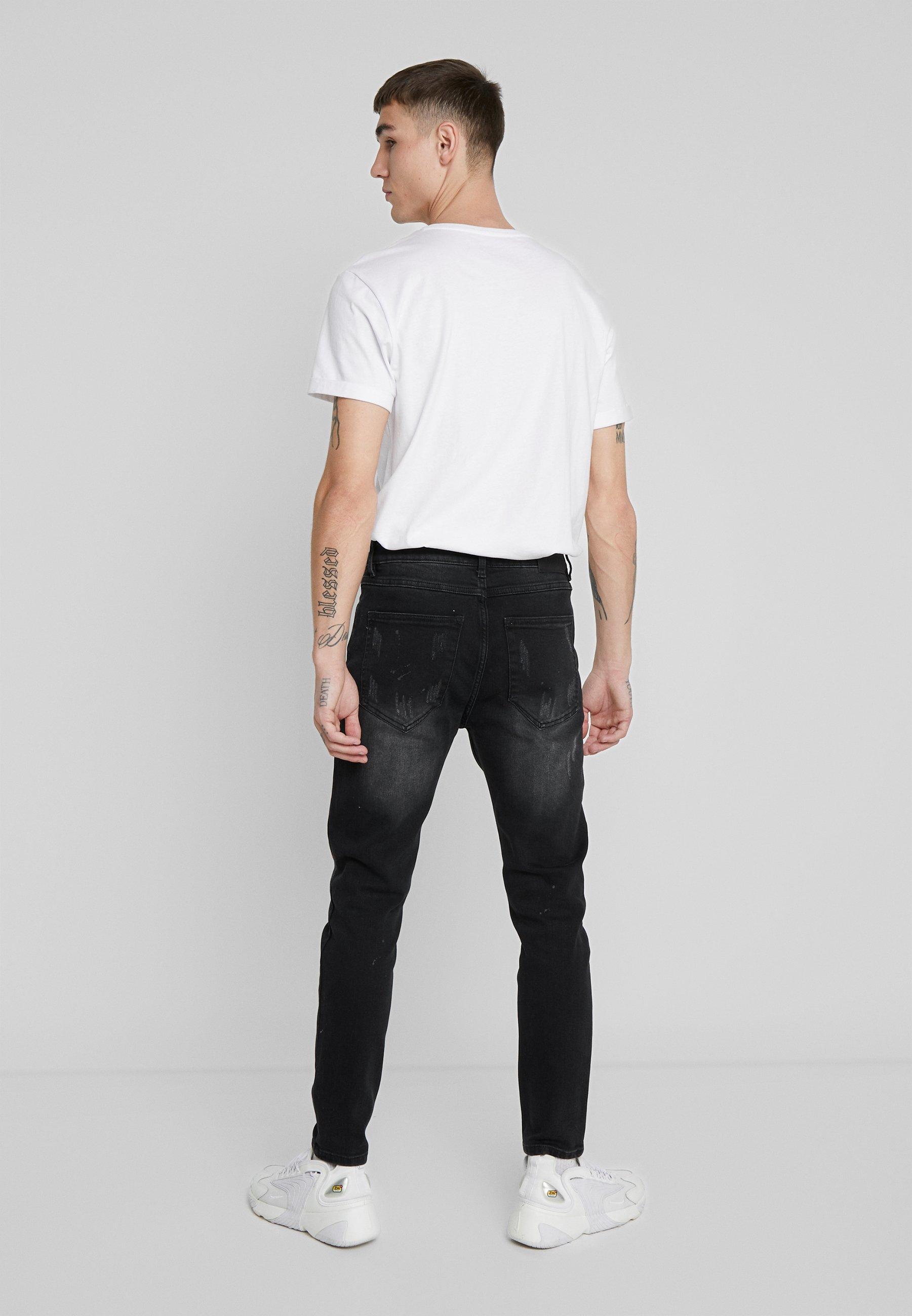 Men KINGS WILL DREAM ROCKET CARROT FIT JEANS  - Slim fit jeans