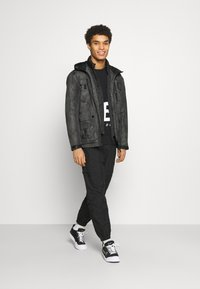 Replay - Winter jacket - black/dark grey - 1