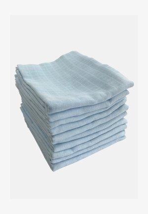 10 PACK  - Muslin blanket -  blau