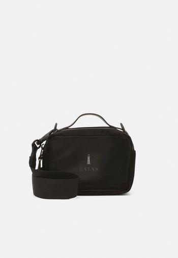 BOX MICRO - Handbag - black