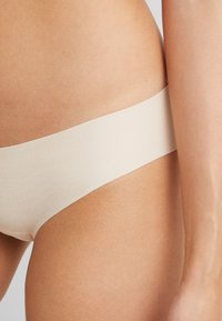Gilly Hicks - NO SHOW CHEEKY 3 PACK - Briefs - berry wine/nude/black - 4
