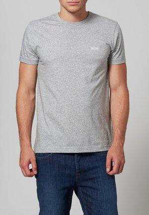 T-shirt basique - light pastel grey
