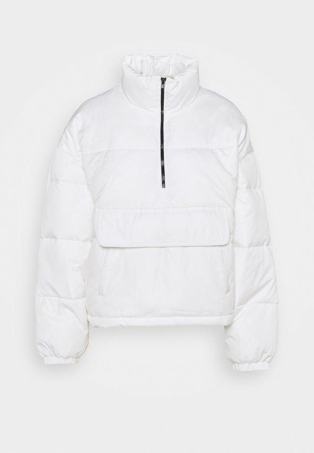 ANORAK PADDED JACKET - Zimní bunda - white