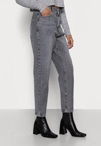 Dr.Denim Petite - NORA  - Relaxed fit jeans - washed grey - 3
