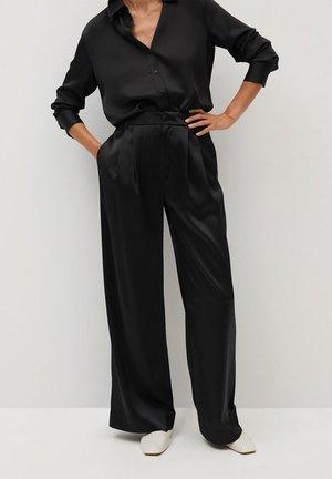 SATI-I - Pantalon classique - noir