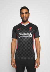 Nike Performance - LIVERPOOL FC 3R - Club wear - anthracite/black/laser crimson - 0