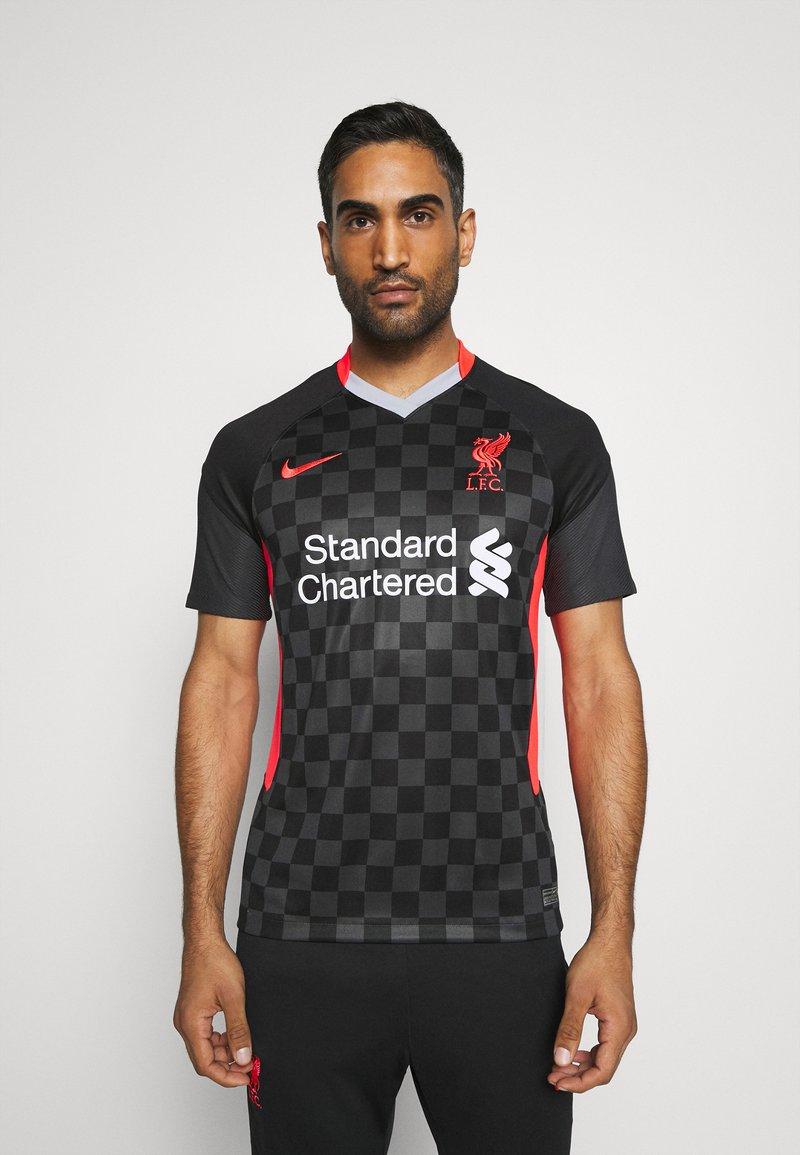 Nike Performance - LIVERPOOL FC 3R - Club wear - anthracite/black/laser crimson
