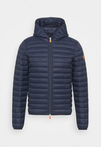 DONALD HOODED JACKET - Light jacket - blue black