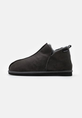 ANNIE - Domácí obuv - antique/asphalt