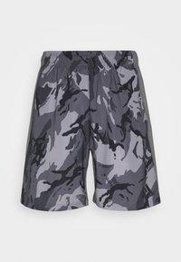 adidas Performance - AEROREADY PRIMEBLUE TRAINING SHORTS - Sports shorts - dovgry/grefou/black - 4