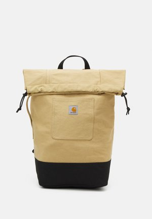 DUFFLE UNISEX - Rucksack - dusty brown/black