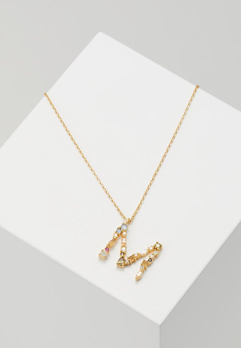 PDPAOLA - LETTER NECKLACE - Náhrdelník - gold-coloured