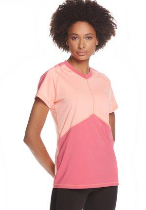 SARA - Sportshirt - rose/pink