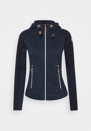 AUBURN - Fleecejacke - dark blue
