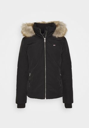 TECHNICAL - Down jacket - black