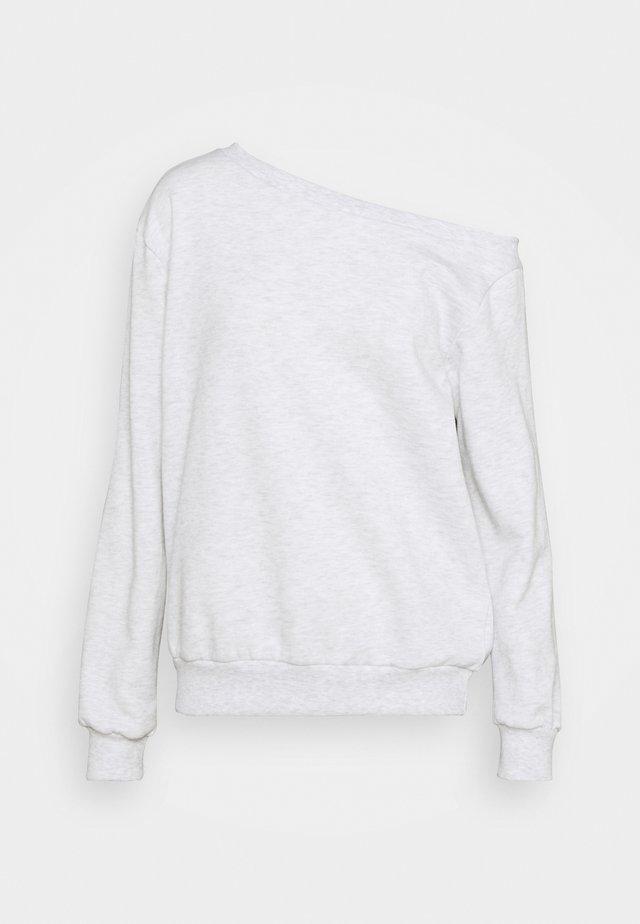 Felpa - off white