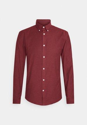 OXFORD SUPERFLEX SHIRT - Skjorta - dark red