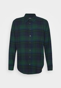 GAP Petite - EVERYDAY - Skjorte - blackwatch plaid - 0