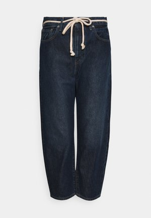 BARREL - Jean boyfriend - blue denim