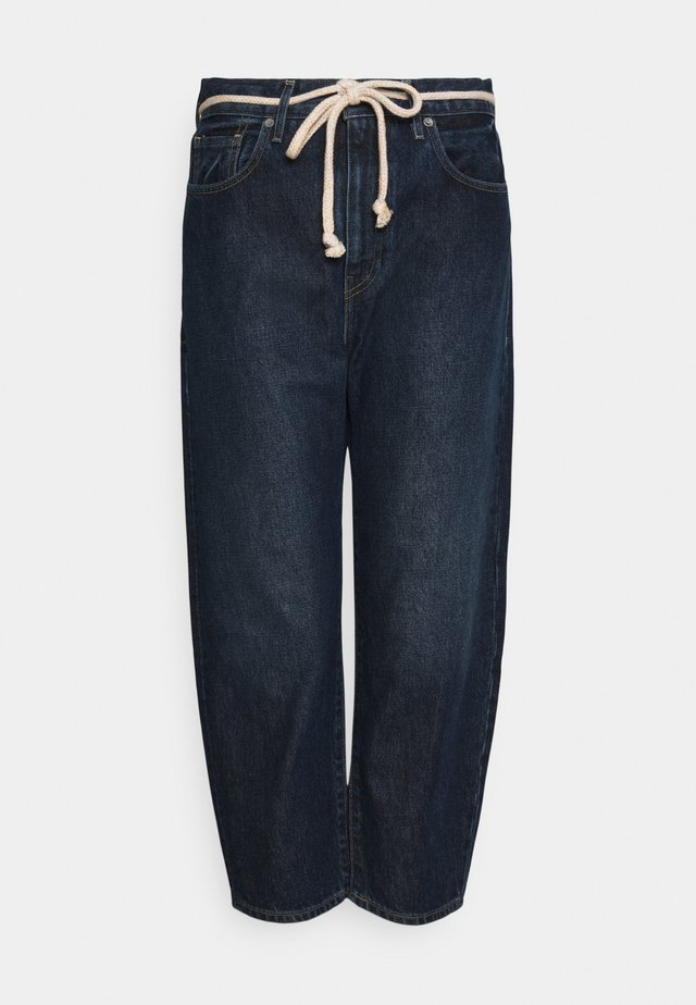 BARREL - Relaxed fit jeans - blue denim