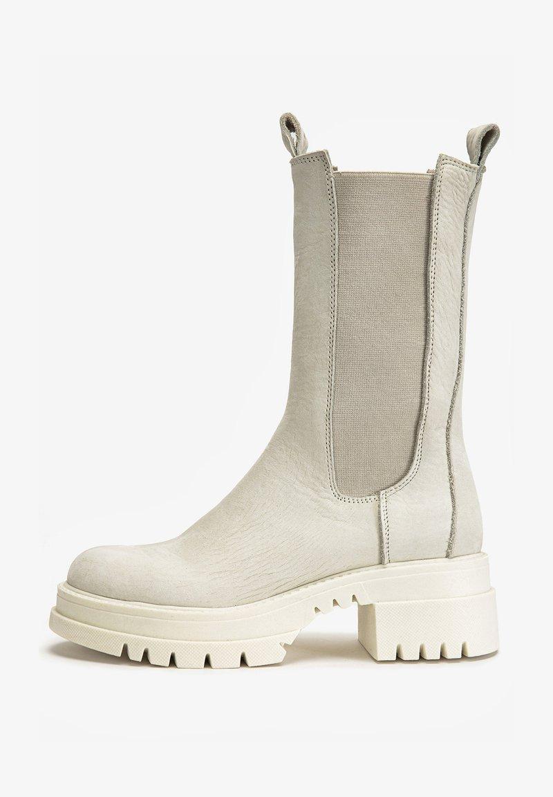 Inuovo - Boots - nb bone ubn