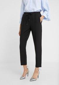 Bruuns Bazaar - RUBY PANT - Trousers - black - 0