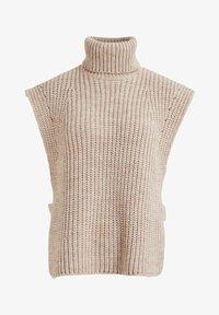 Object - Waistcoat - beige - 4