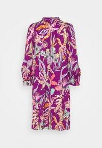 Marc Cain - Jersey dress - purple - 1
