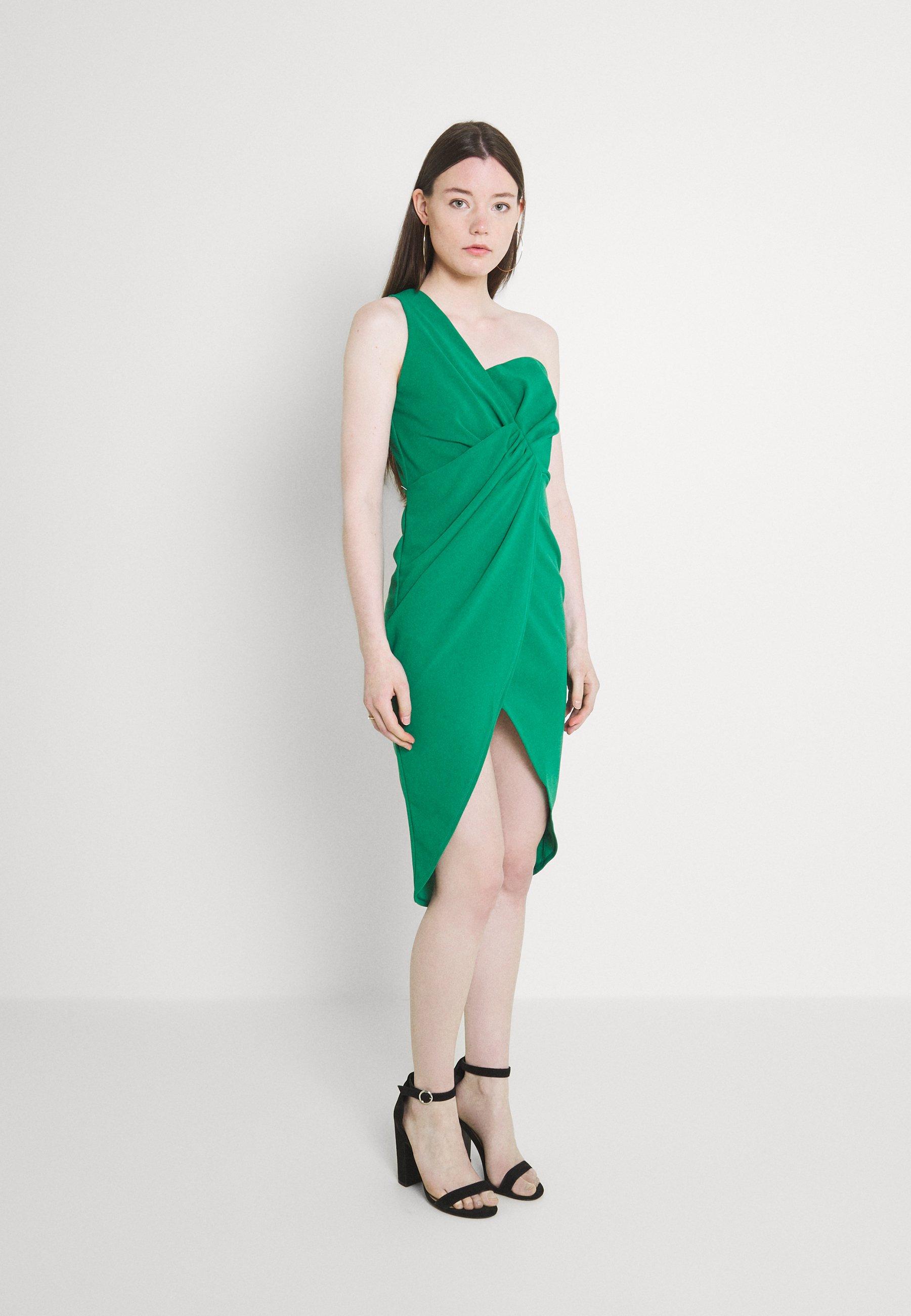 Mujer MORGAN MIDI DRESS - Vestido de cóctel