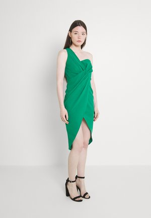 MORGAN MIDI DRESS - Cocktail dress / Party dress - light green