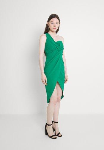 MORGAN MIDI DRESS - Vestido de cóctel - light green
