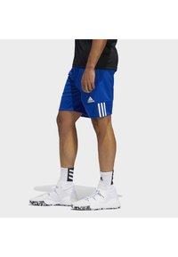adidas Performance - SPEED REVERSIBLE SHORTS - Sports shorts - blue - 2