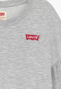 Levi's® - BALLOON SLEEVE CREW - Sweater - light gray heather - 3