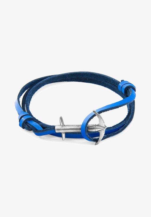ADMIRAL - Bracelet - blue